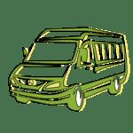 Иконка: комфортабельный транспорт
