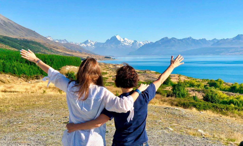 Отзыв о Новой Зеландии: Ирина Четрековская