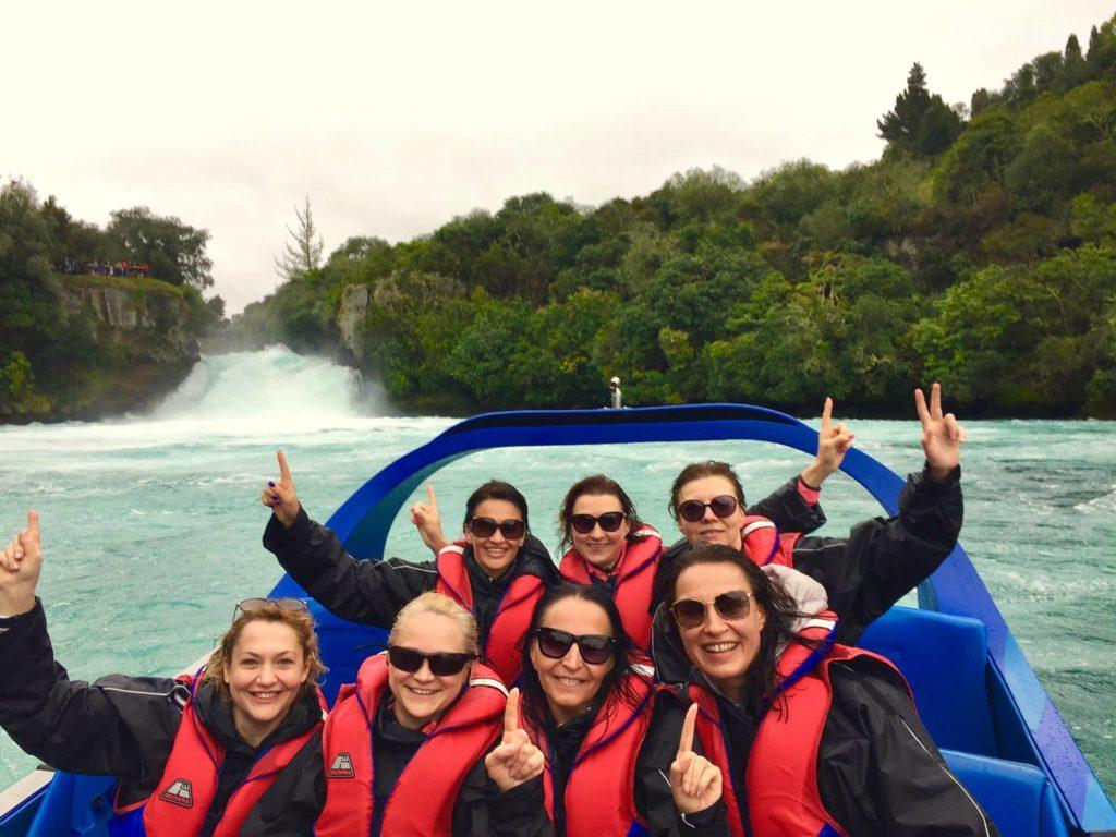 Отзыв о Новой Зеландии: Команда по волейболу из Литвы