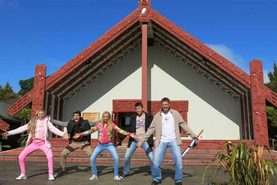 Отзыв о Новой Зеландии: Михаил Бахтияров