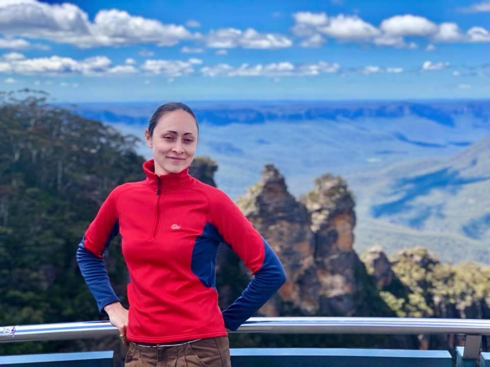 Отзыв об Австралии: Татьяна Жигальцова