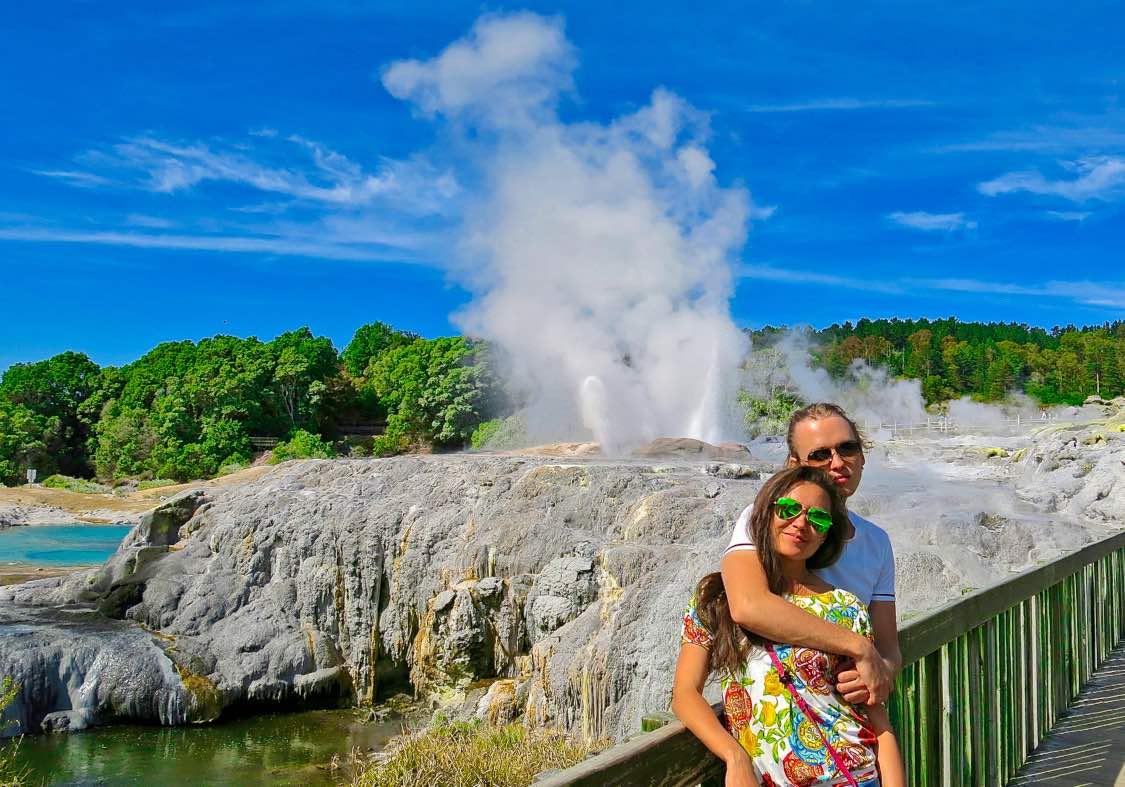 Тур - Медовый месяц в Новой Зеландии