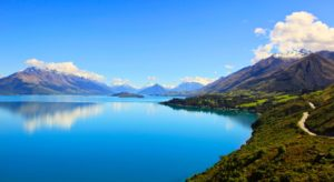 Тур в Новую Зеландию на озеро Уакатипу