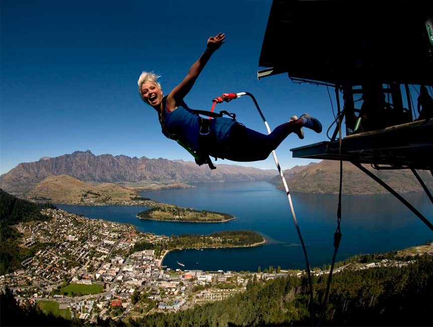 Тур в Новую Зеландию - Активный Отдых