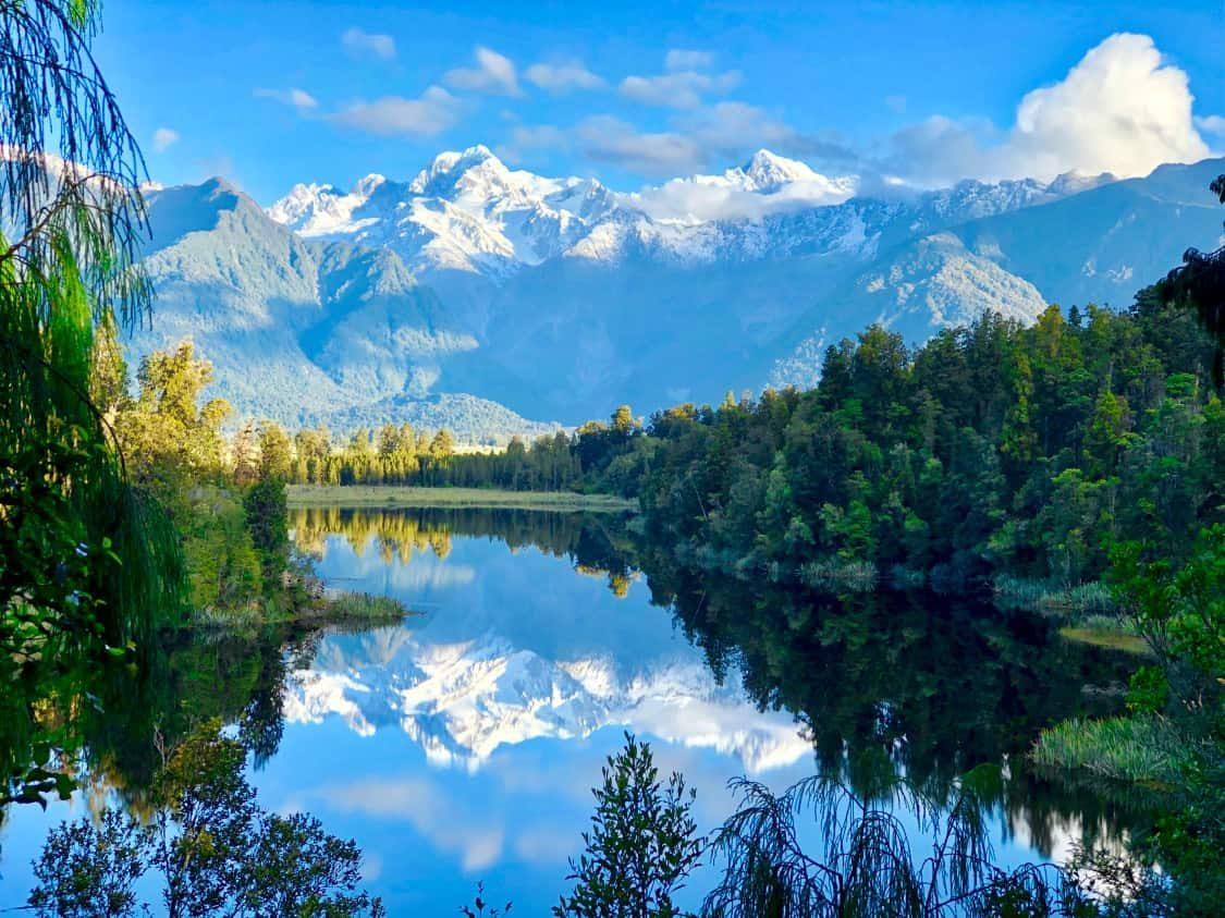 Тур в Новую Зеландию на озеро Мэтисон